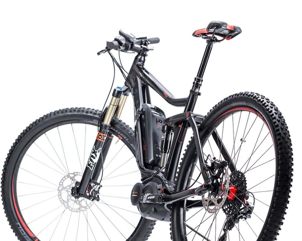 cube 2015 stereo hybrid 120 sl 29 electric fs mtb bike. Black Bedroom Furniture Sets. Home Design Ideas