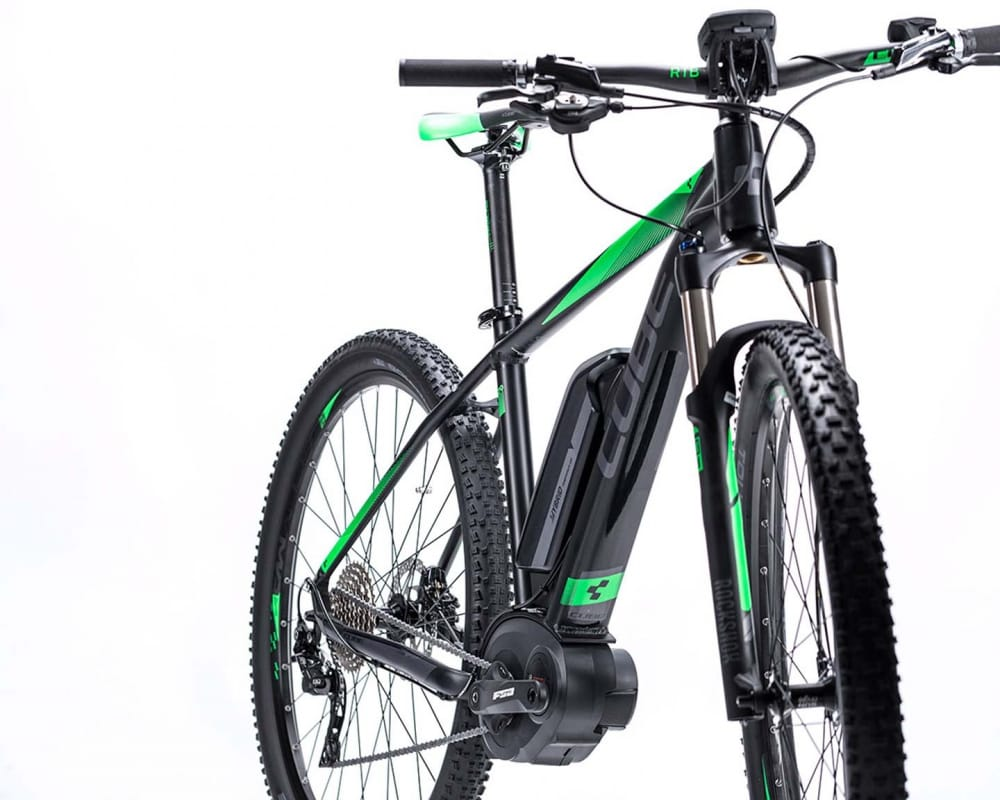 cube 2015 reaction hybrid hpa race 29 electric hardtail. Black Bedroom Furniture Sets. Home Design Ideas