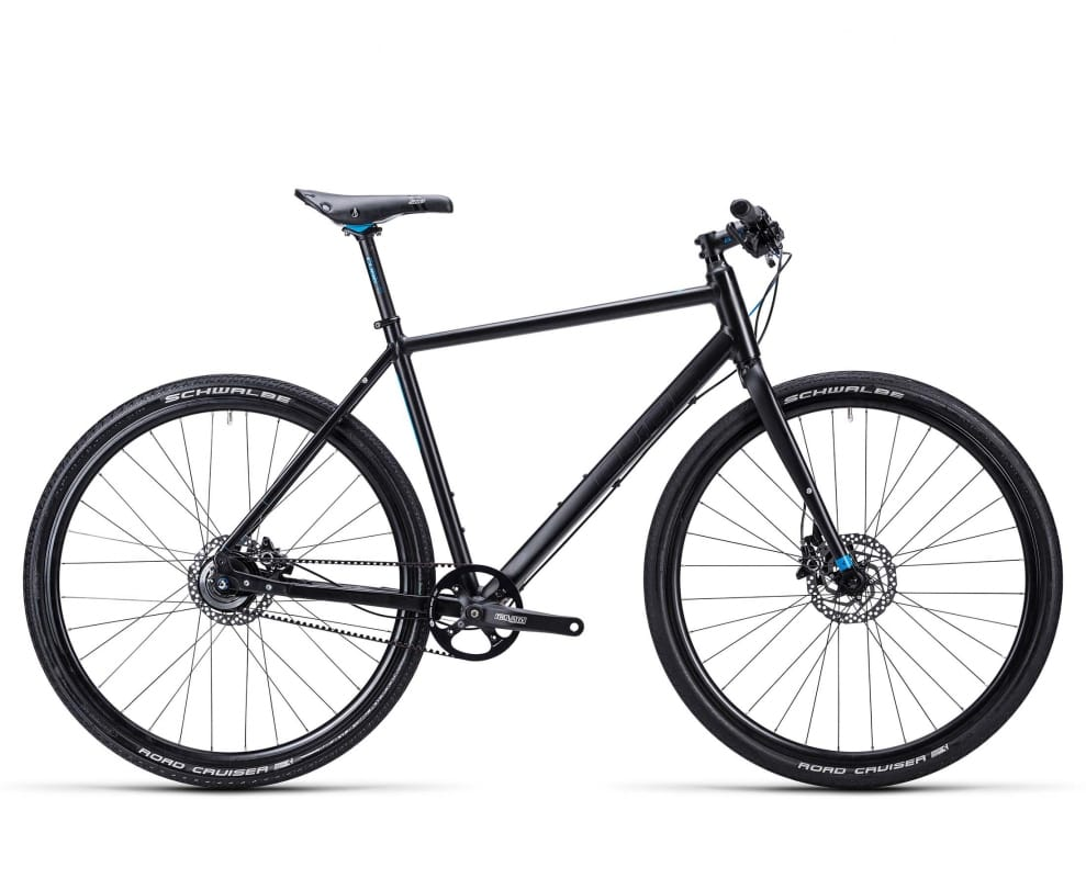 cube 2015 hyde race urban bike