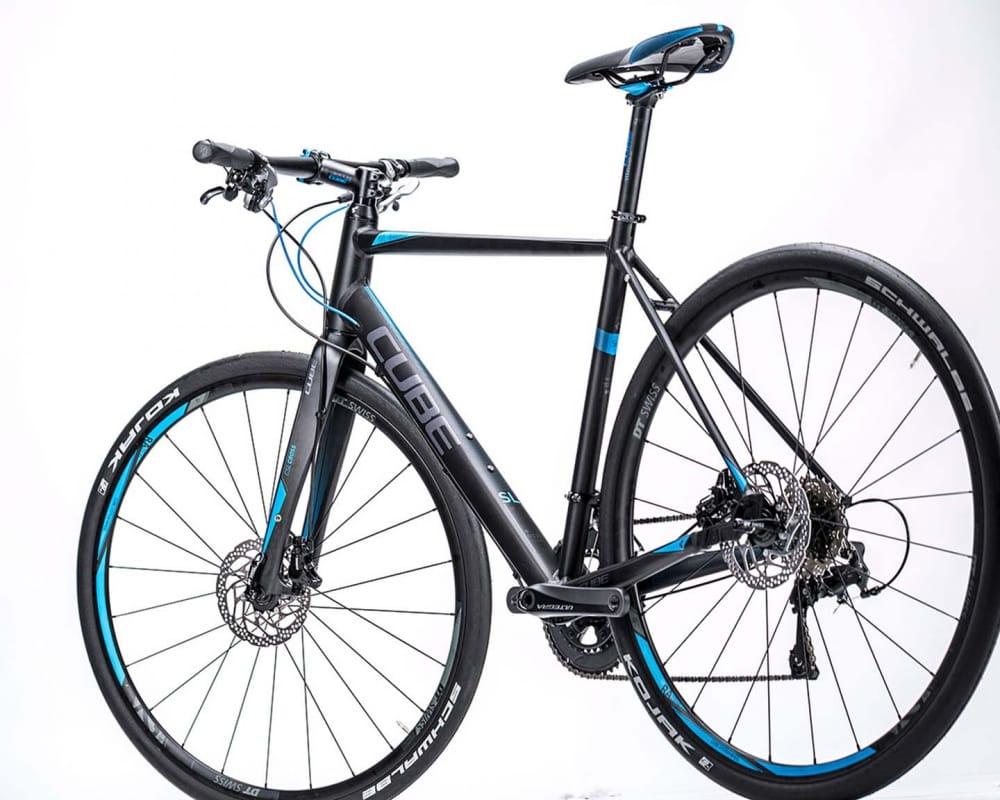 Cube 2015 Sl Road Sl Fitness Bike All Terrain Cycles