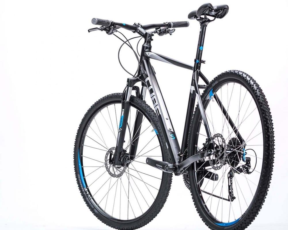 Cube 2015 Curve Pro Cross Bike All Terrain Cycles