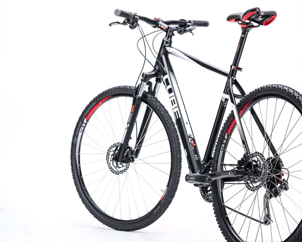 Cube 2015 Nature Cross Bike All Terrain Cycles