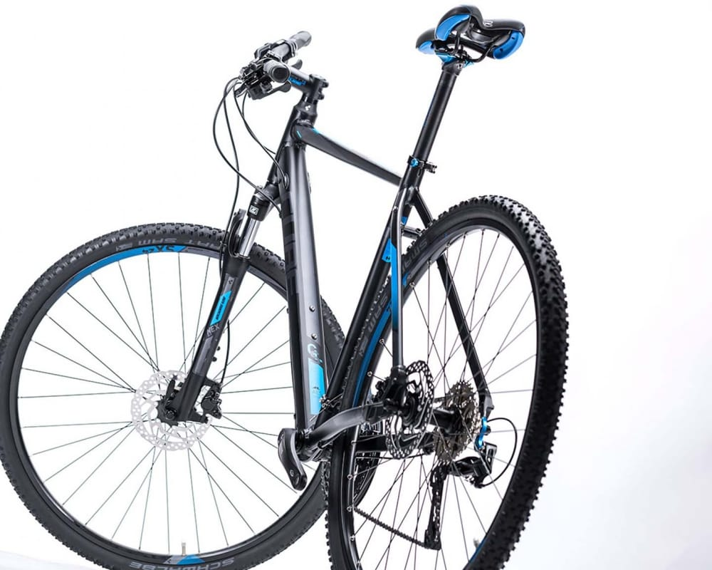 Cube 2015 Nature Cross Pro Bike All Terrain Cycles