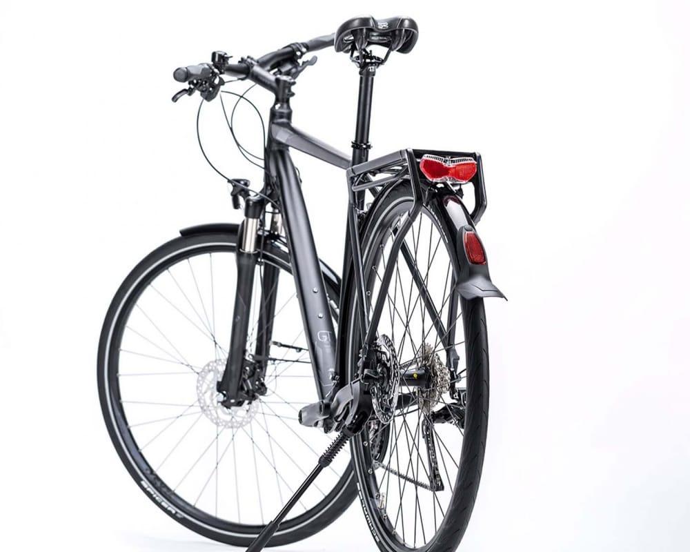 Cube 2015 Dehli Pro Trekking Bike All Terrain Cycles
