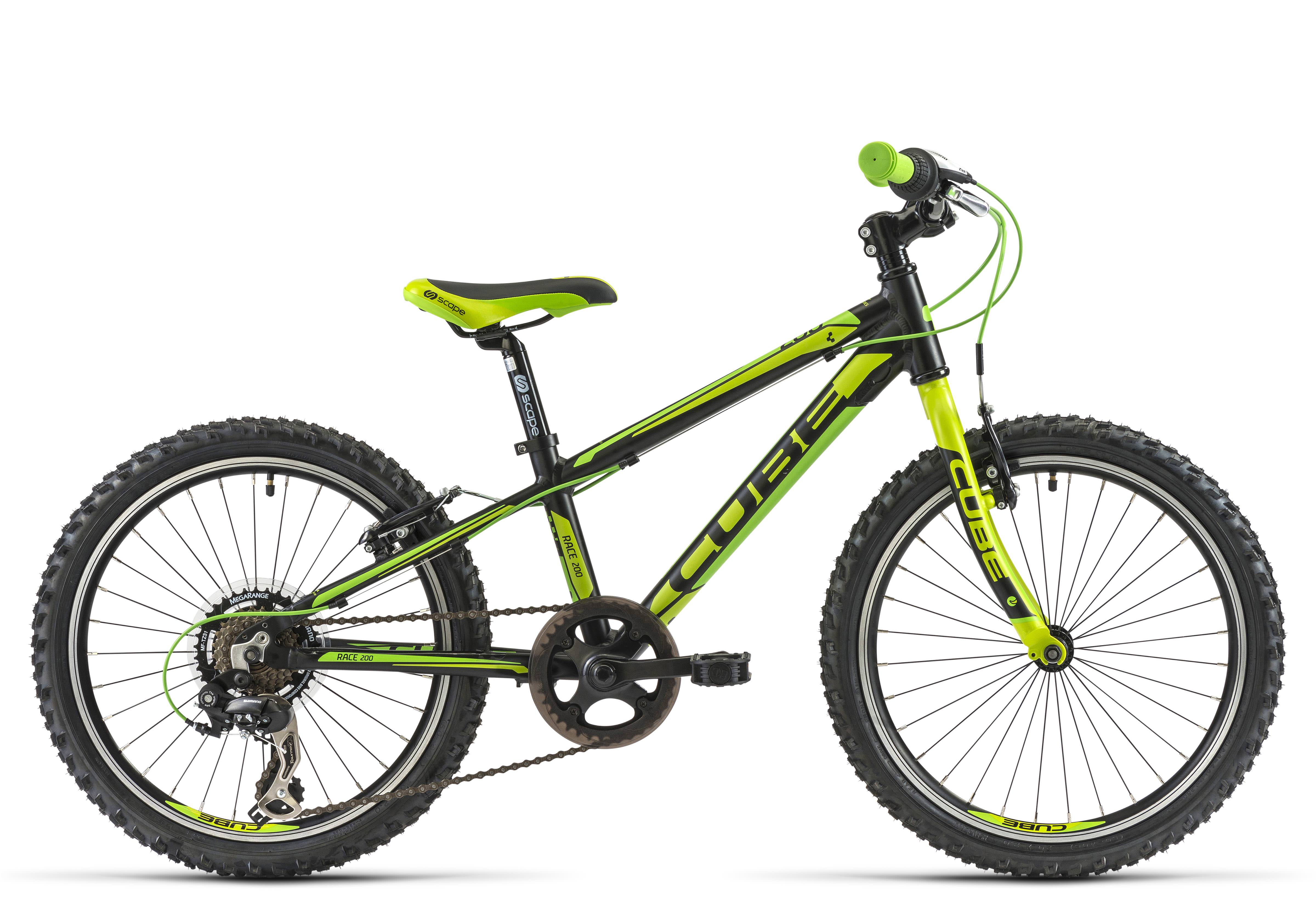 cube 2015 200 boy 39 s bike all terrain cycles. Black Bedroom Furniture Sets. Home Design Ideas