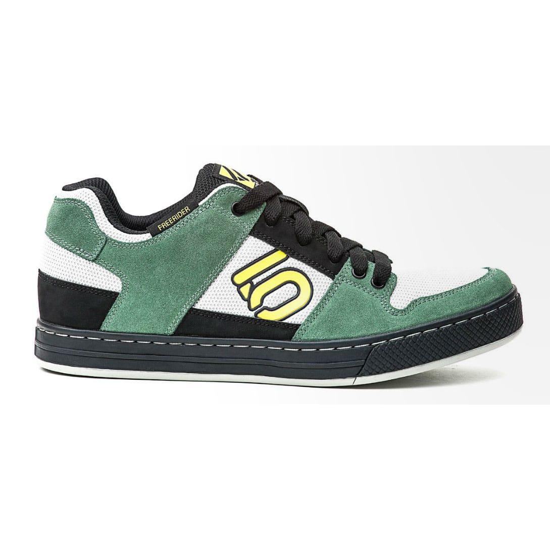 Five Ten Freerider Mtb Shoes Earth Green All Terrain