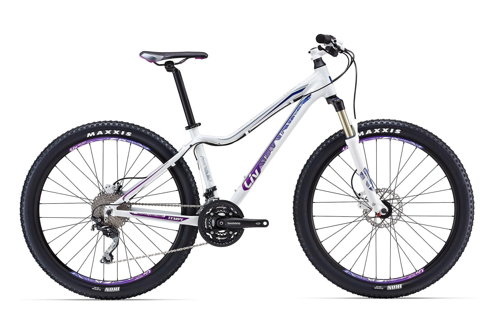 Giant Tempt 2 27 5 Hardtail Mtb Bike 2016 All Terrain Cycles