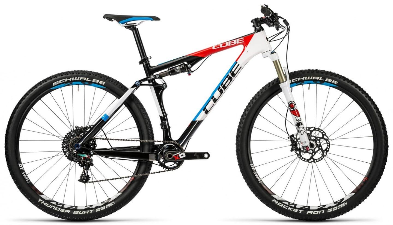 Cube Ams 100 C 62 Sl 29 Fs Mtb Bike 2016 All Terrain Cycles