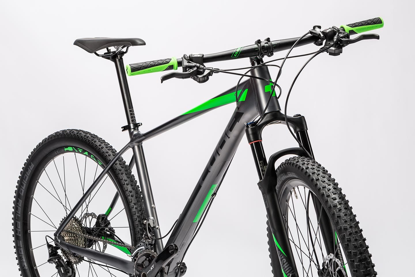 Cube Reaction Hpa Pro 27 5 Hardtail Mtb Bike 2016 All