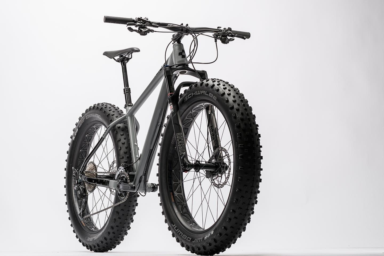 Cube Nutrail Race Fat Bike 2016 All Terrain Cycles