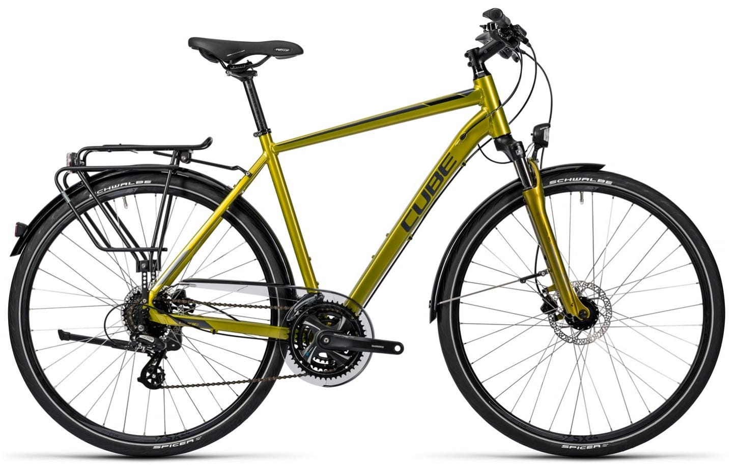 Cube Touring Pro Hybrid Bike 2016 All Terrain Cycles
