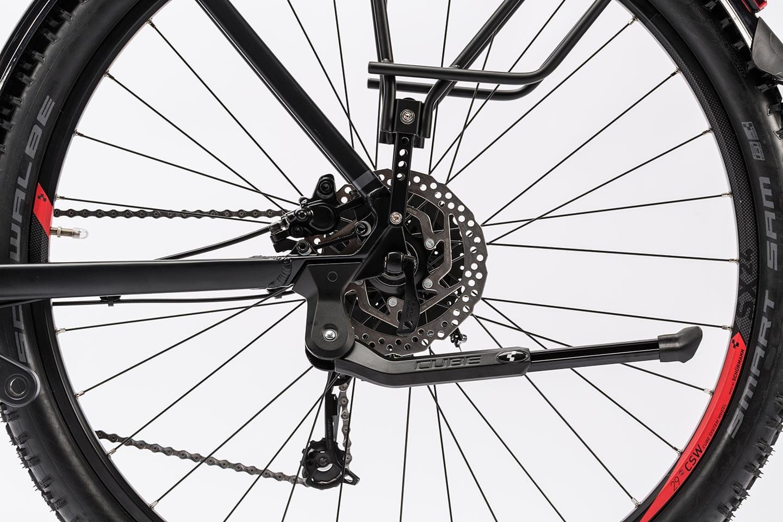 Cube Travel Hybrid Bike 2016 All Terrain Cycles
