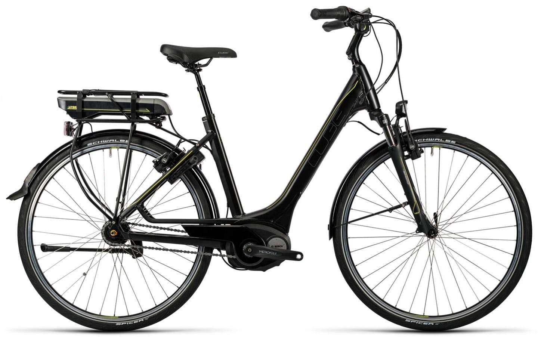 cube travel hybrid 400 ee electric bike 2016 all terrain. Black Bedroom Furniture Sets. Home Design Ideas