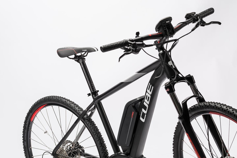 cube cross hybrid pro electric bike 2016 all terrain cycles. Black Bedroom Furniture Sets. Home Design Ideas