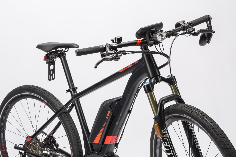 cube suv hybrid 45 sl 500 electric 29 urban bike 2016. Black Bedroom Furniture Sets. Home Design Ideas