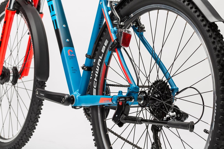 Cube Aim Allroad 27 5 Hardtail Mtb Bike 2016 All Terrain