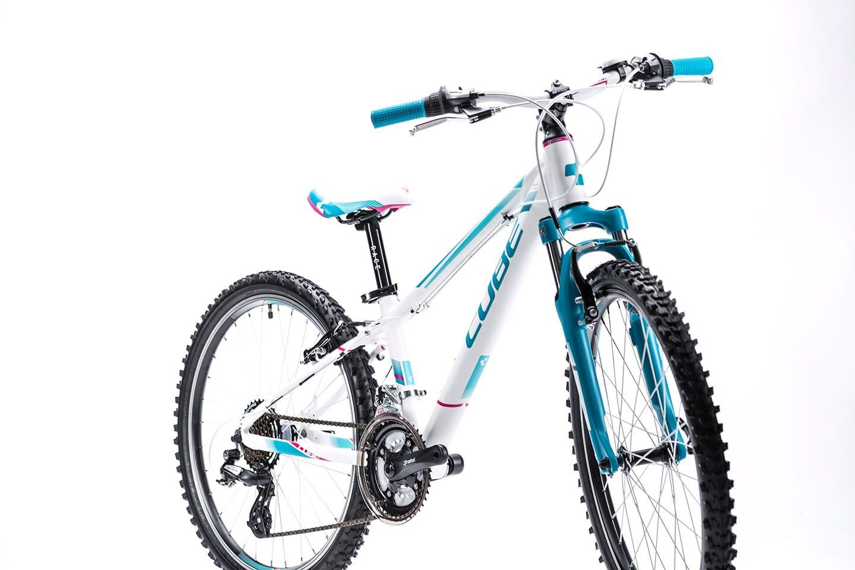 cube kid 240 girls hardtail mtb bike all terrain cycles. Black Bedroom Furniture Sets. Home Design Ideas