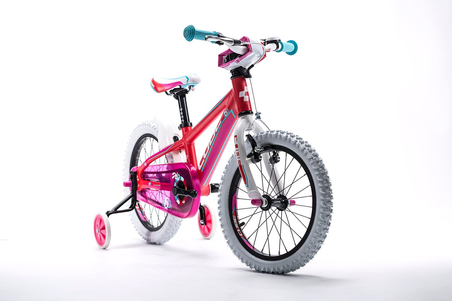 Cube Kid 160 Girls Mtb Bike All Terrain Cycles