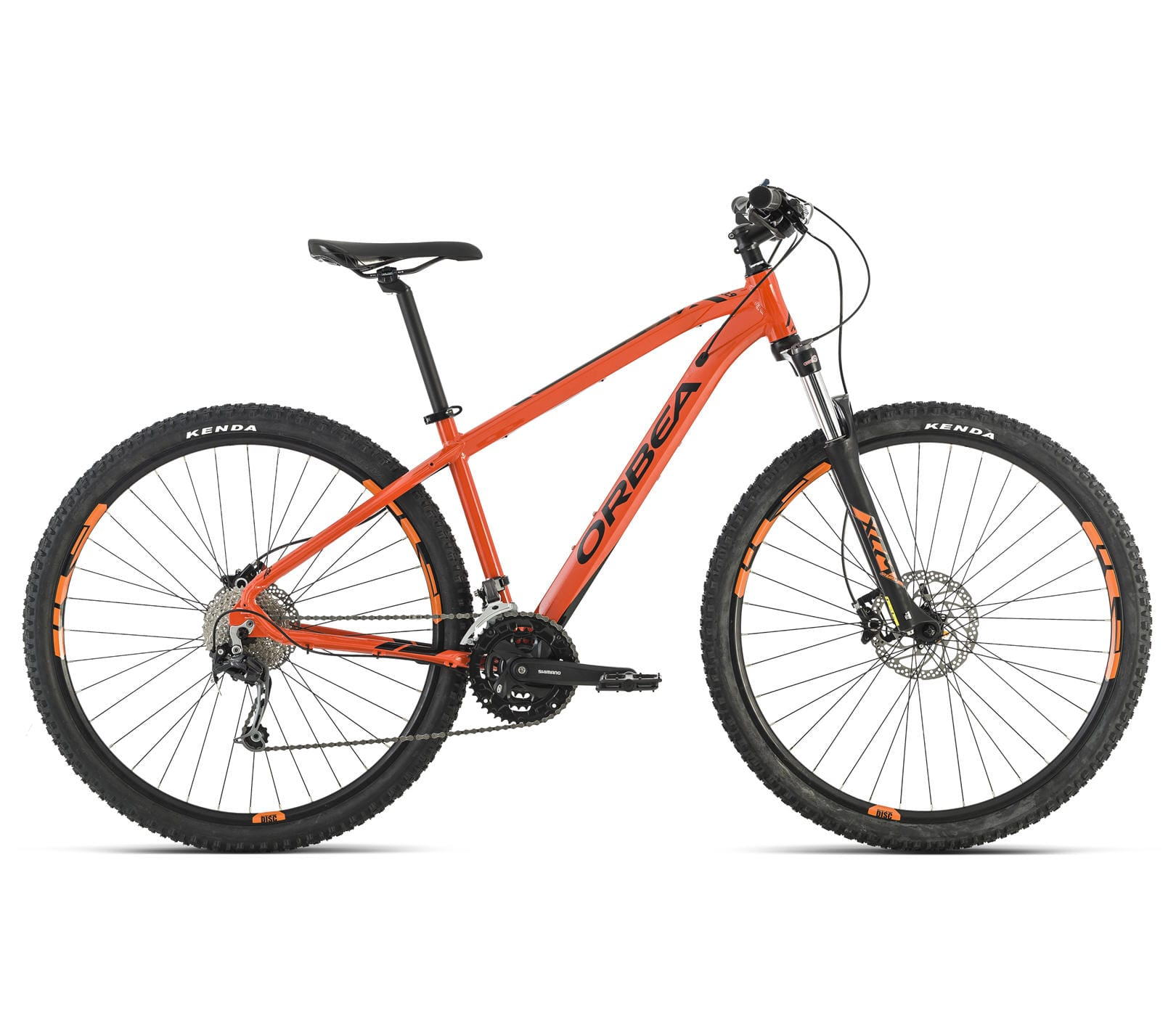 Orbea Mx 25 27 5 Quot Hardtail Mtb Bike 2016 All Terrain Cycles