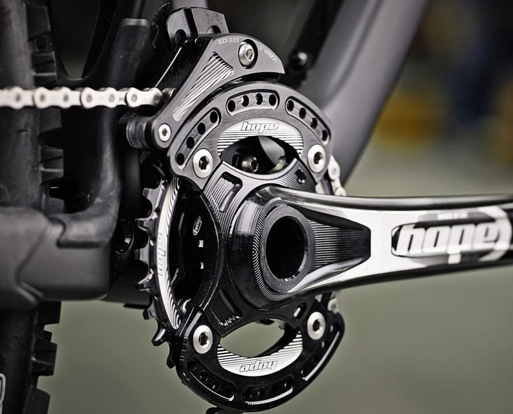 Hope Slick Chain Device With Bash Guard All Terrain Cycles