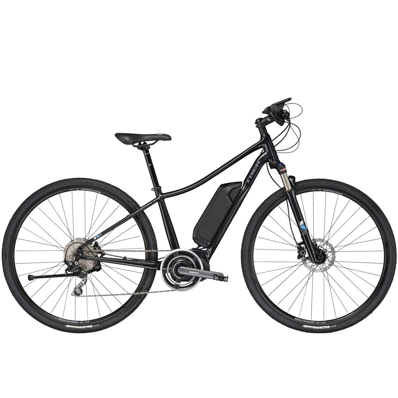 trek neko hybrid electric bike 2018 all terrain cycles. Black Bedroom Furniture Sets. Home Design Ideas