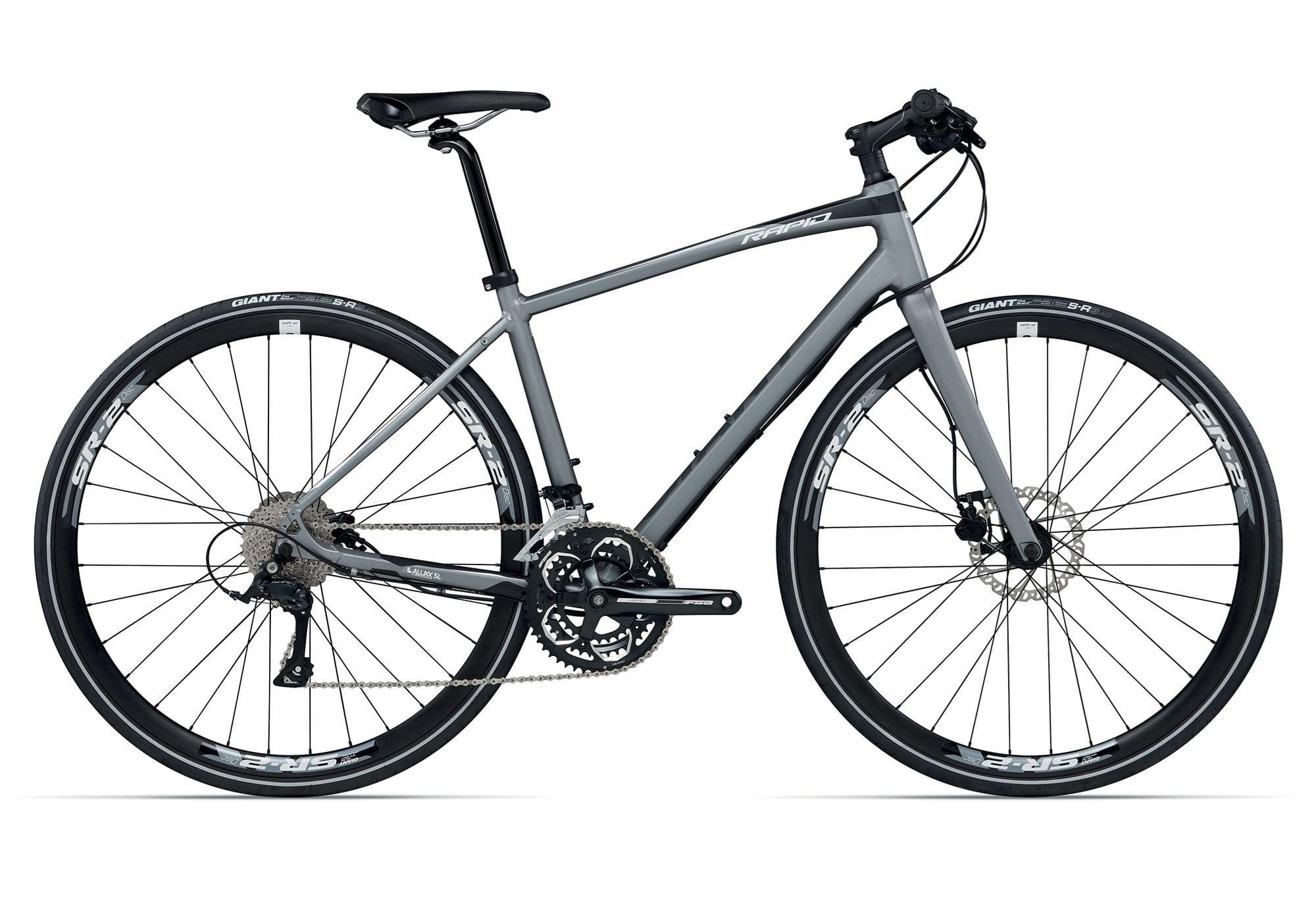 Giant Rapid 2 City Bike 2017