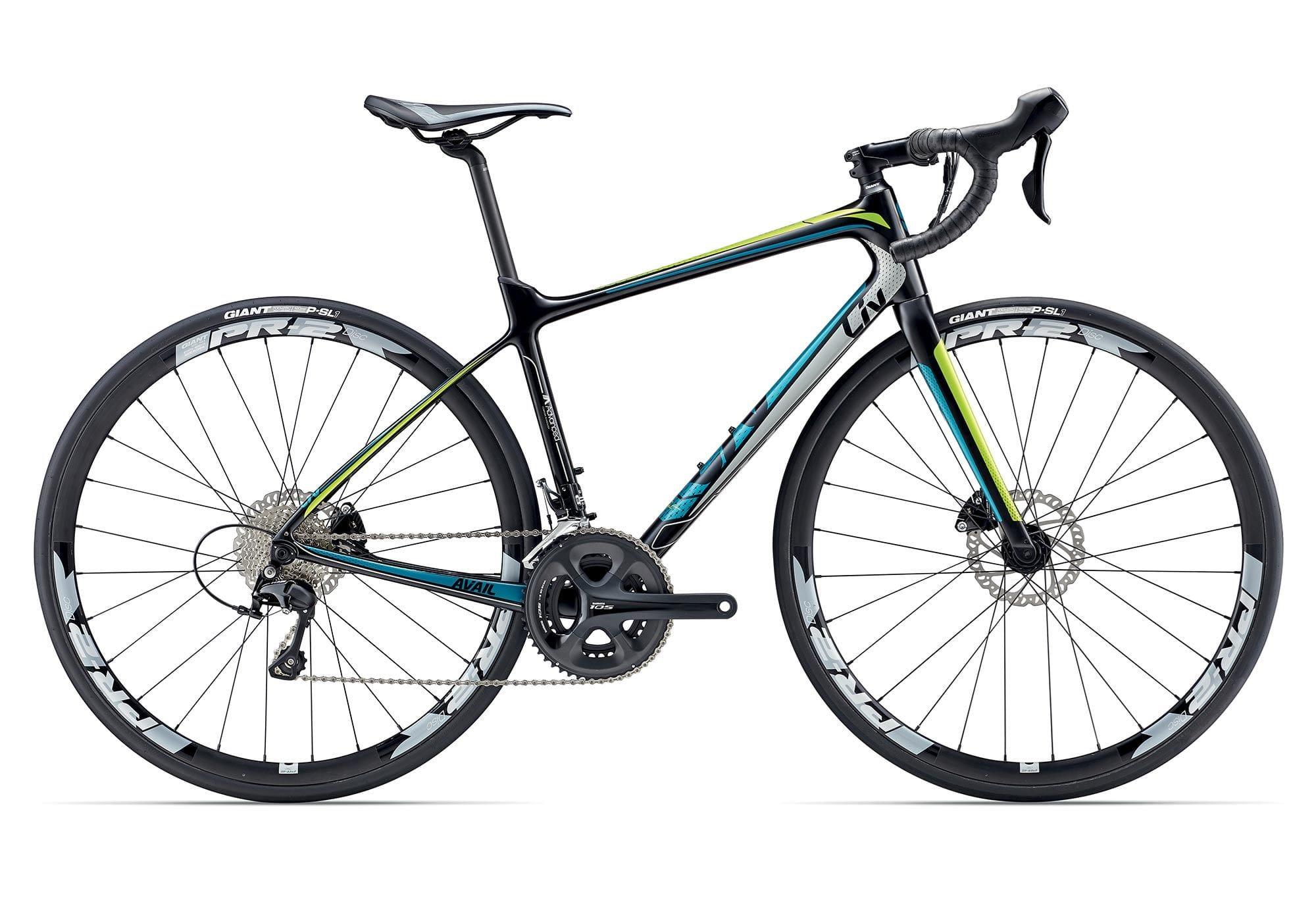 Giant Liv Avail Advanced 2 Road Bike 2017 All Terrain Cycles