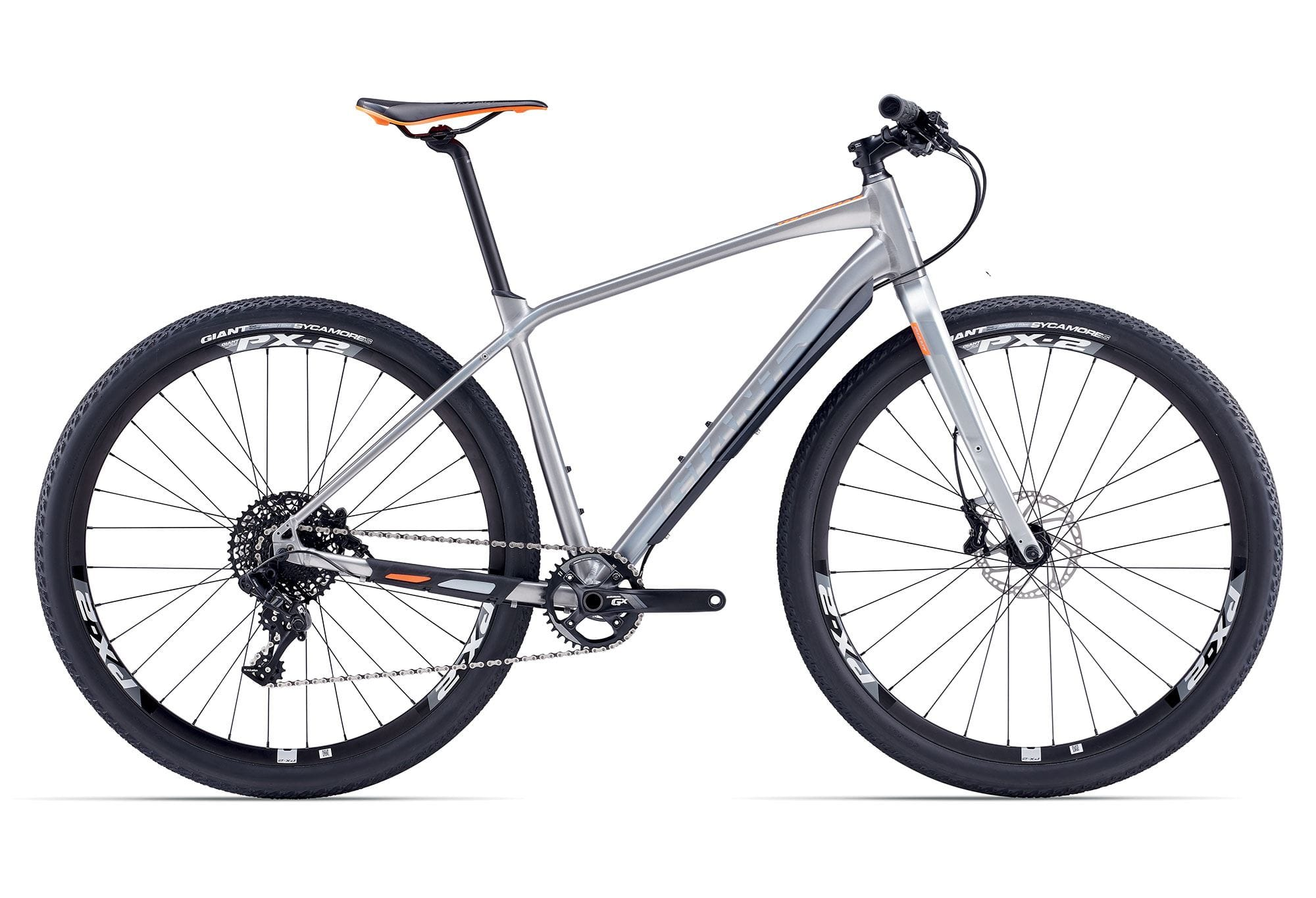 Giant Toughroad Slr 0 Gravel Bike 2017 All Terrain Cycles