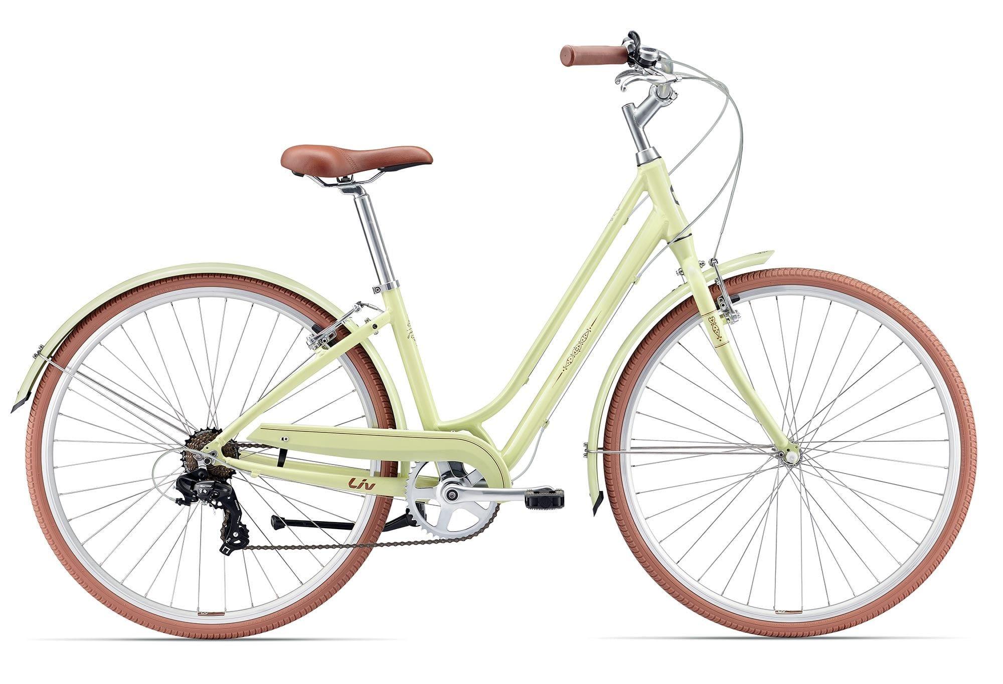 Giant Liv Flourish 3 City Bike 2017
