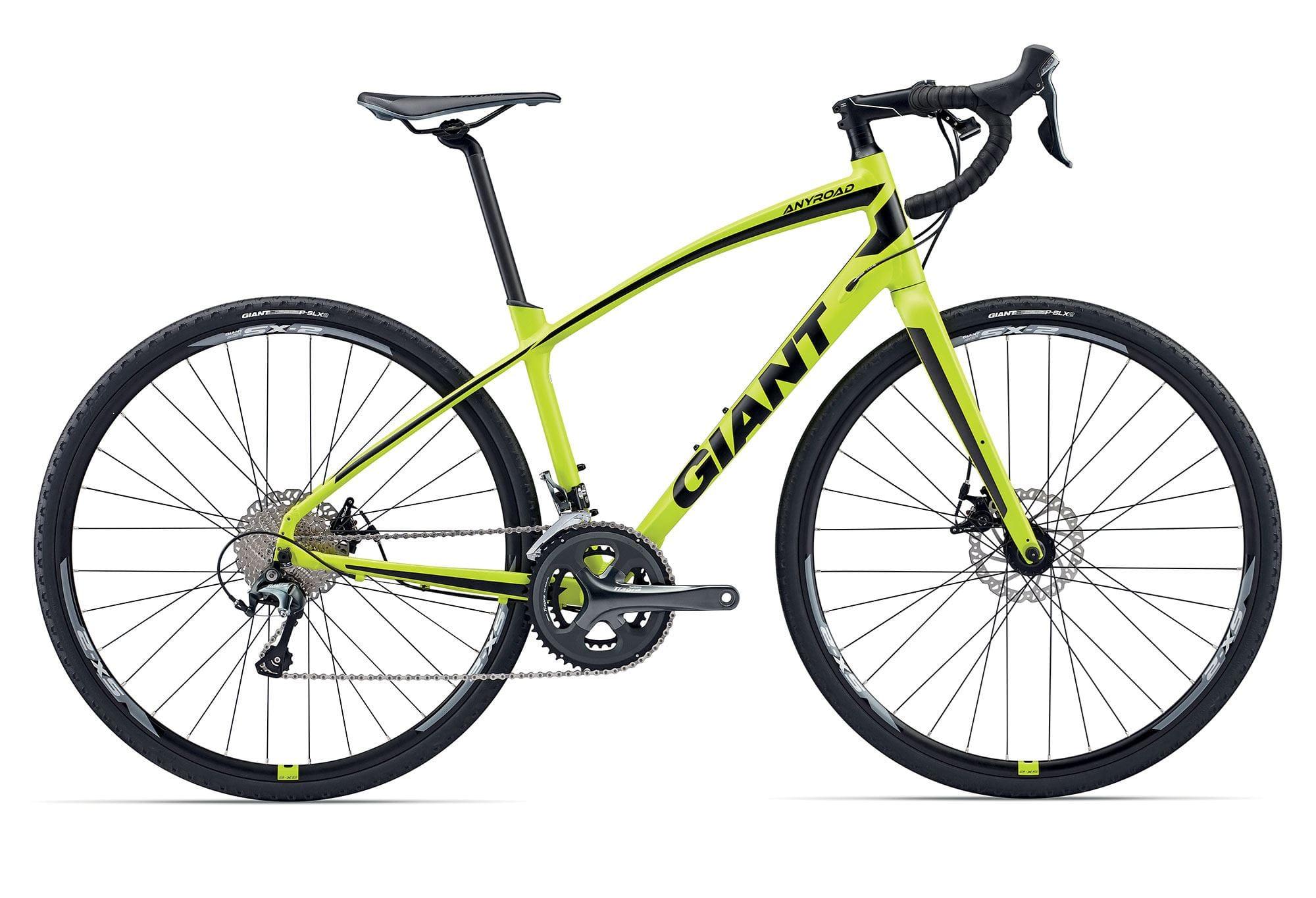 Giant Anyroad 1 Gravel Bike 2017 All Terrain Cycles