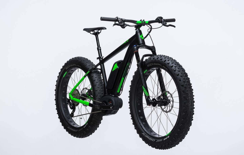 cube nutrail hybrid 500 fat hardtail e bike 2017 all. Black Bedroom Furniture Sets. Home Design Ideas