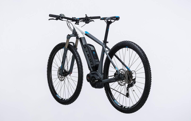 cube reaction hybrid hpa pro 400 29 hardtail e bike 2017. Black Bedroom Furniture Sets. Home Design Ideas