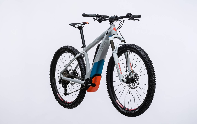 cube access wls hybrid sl 500 27 5 hardtail e bike 2017. Black Bedroom Furniture Sets. Home Design Ideas