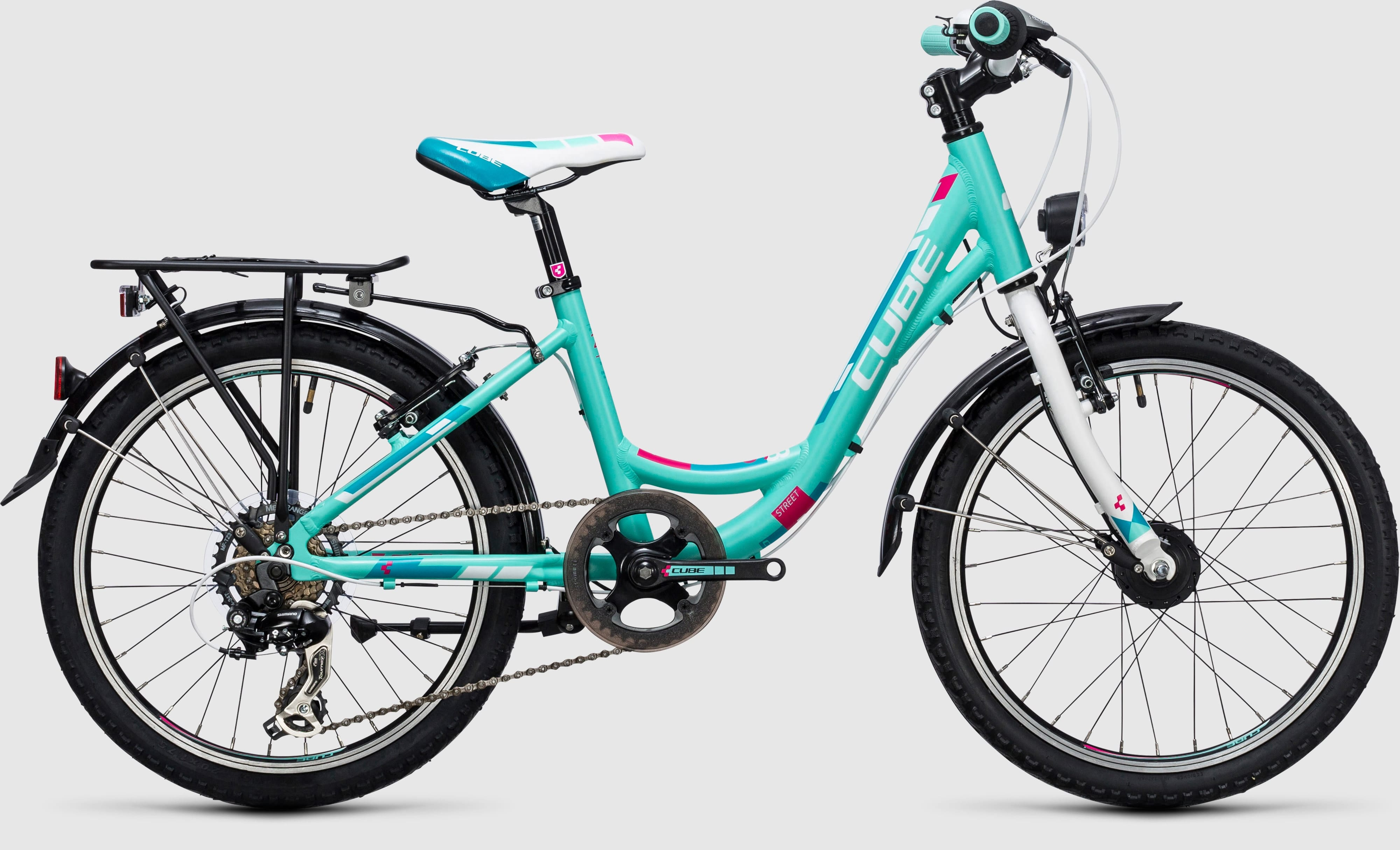 Cube Kid 200 Street Girls Bike 2017 All Terrain Cycles