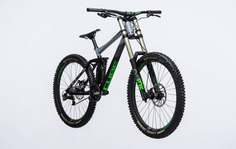 Cube Two15 Hpa Race 27 5 Mtb Bike 2017 All Terrain Cycles