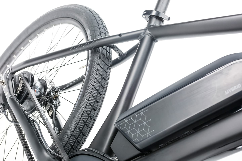 cube suv hybrid 45 race 500 27 5 hardtail e bike 2017. Black Bedroom Furniture Sets. Home Design Ideas