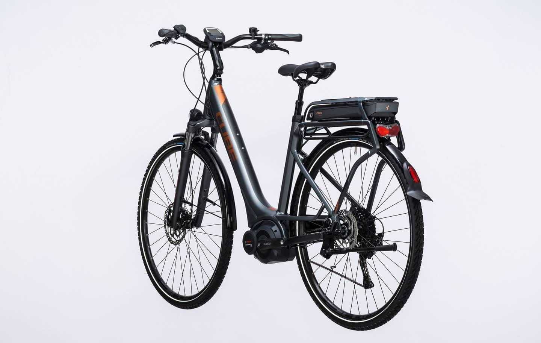 cube touring hybrid exc 500 e bike 2017 easy entry all. Black Bedroom Furniture Sets. Home Design Ideas