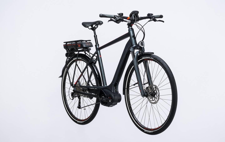 cube touring hybrid pro 500 e bike 2017 all terrain cycles. Black Bedroom Furniture Sets. Home Design Ideas