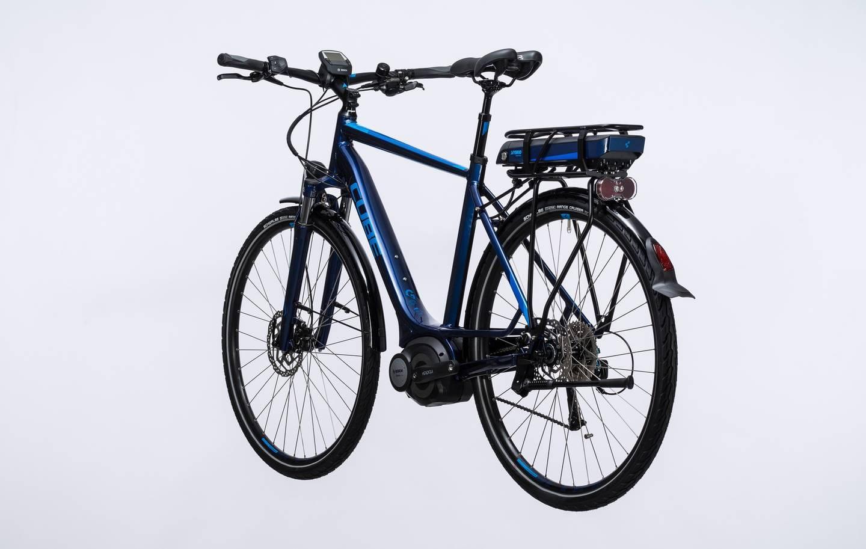 cube touring hybrid 400 e bike 2017 all terrain cycles. Black Bedroom Furniture Sets. Home Design Ideas