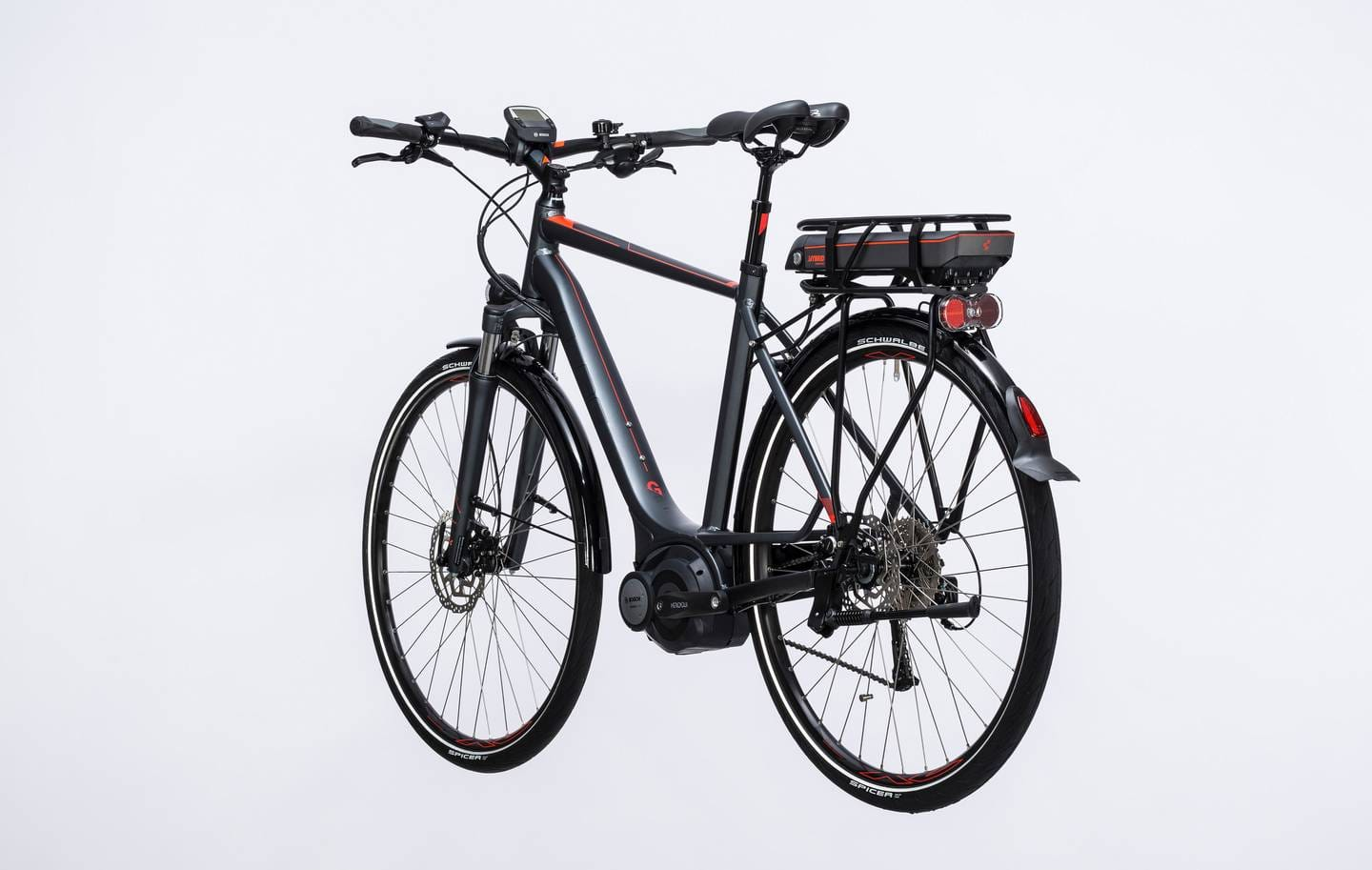 cube touring hybrid 400 e bike 2017 all terrain cycles. Black Bedroom Furniture Sets. Home Design Ideas