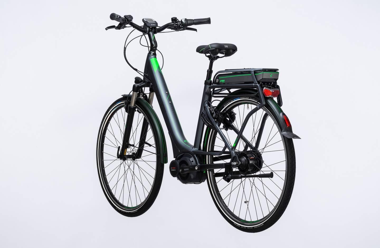 cube travel hybrid pro rt 500 e bike 2017 easy entry. Black Bedroom Furniture Sets. Home Design Ideas