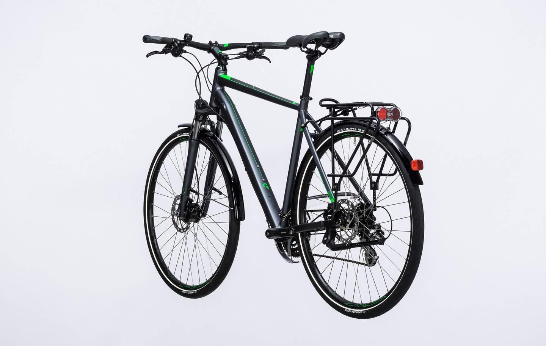 cube touring pro trekking bike 2017