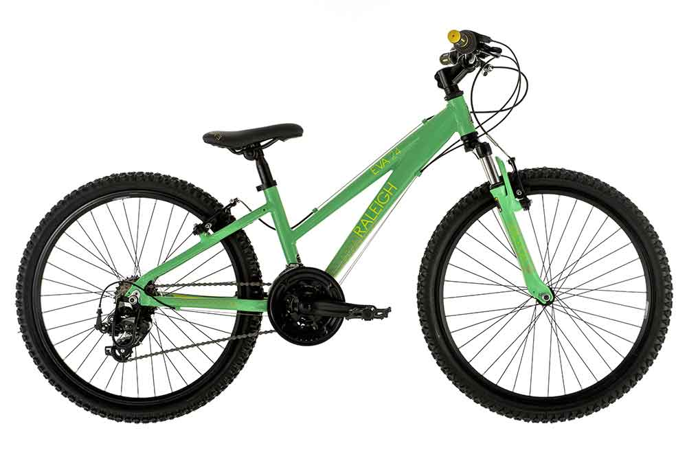 Raleigh Eva 24 Girls Mtb Bike 2017 All Terrain Cycles