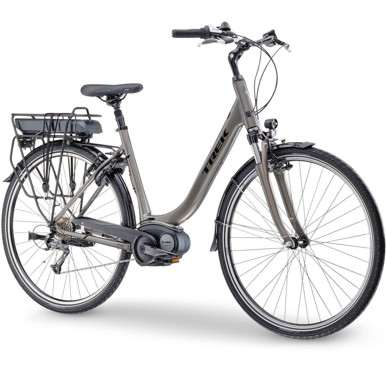 Trek Tm200 Lowstep Electric City Bike 2017 All Terrain