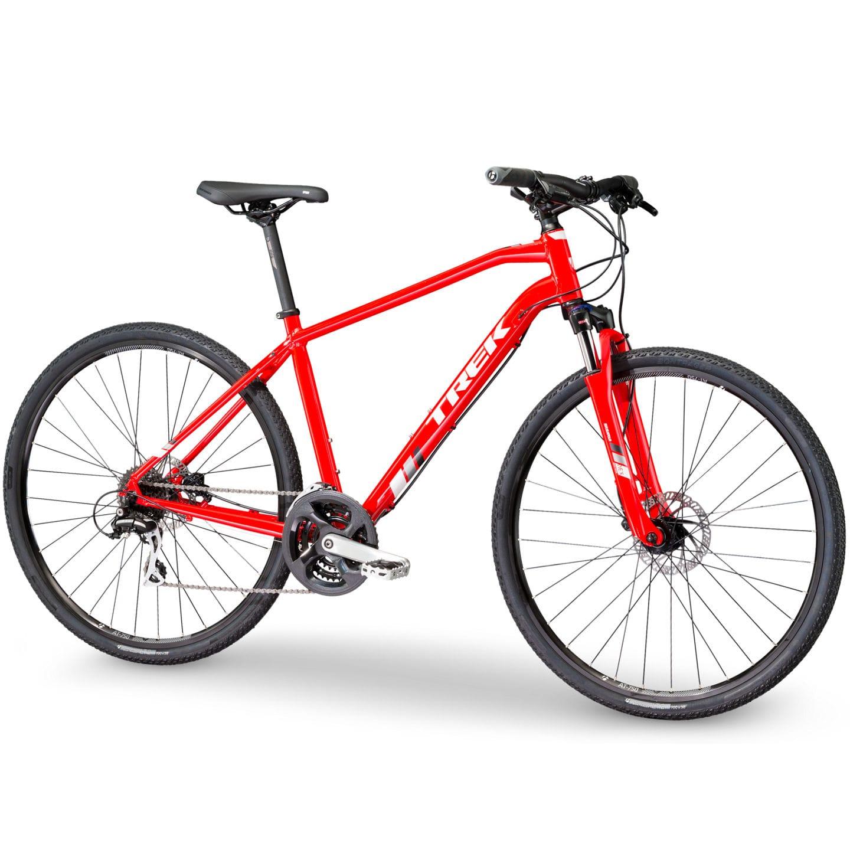 trek ds 2 hybrid bike 2017 all terrain cycles. Black Bedroom Furniture Sets. Home Design Ideas