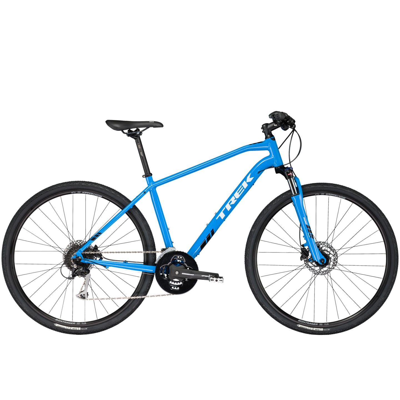 trek ds 3 hybrid bike 2017 all terrain cycles. Black Bedroom Furniture Sets. Home Design Ideas