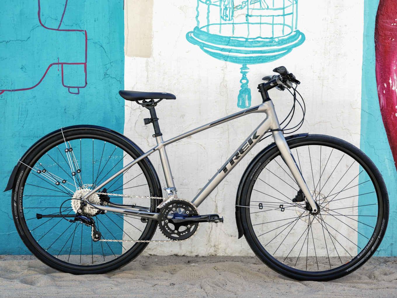 Trek Fx Sport 4 Hybrid Bike 2019 All Terrain Cycles