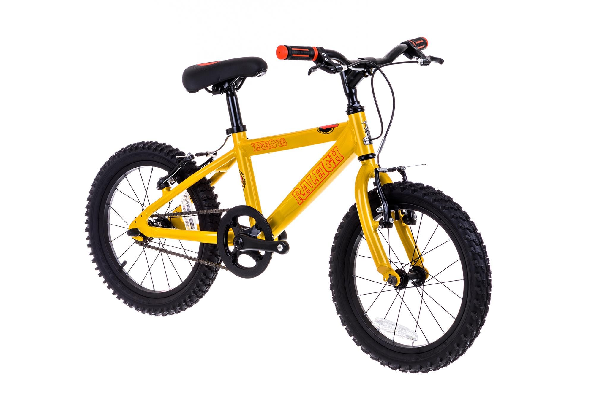 Raleigh Zero 16 Kids Bike All Terrain Cycles