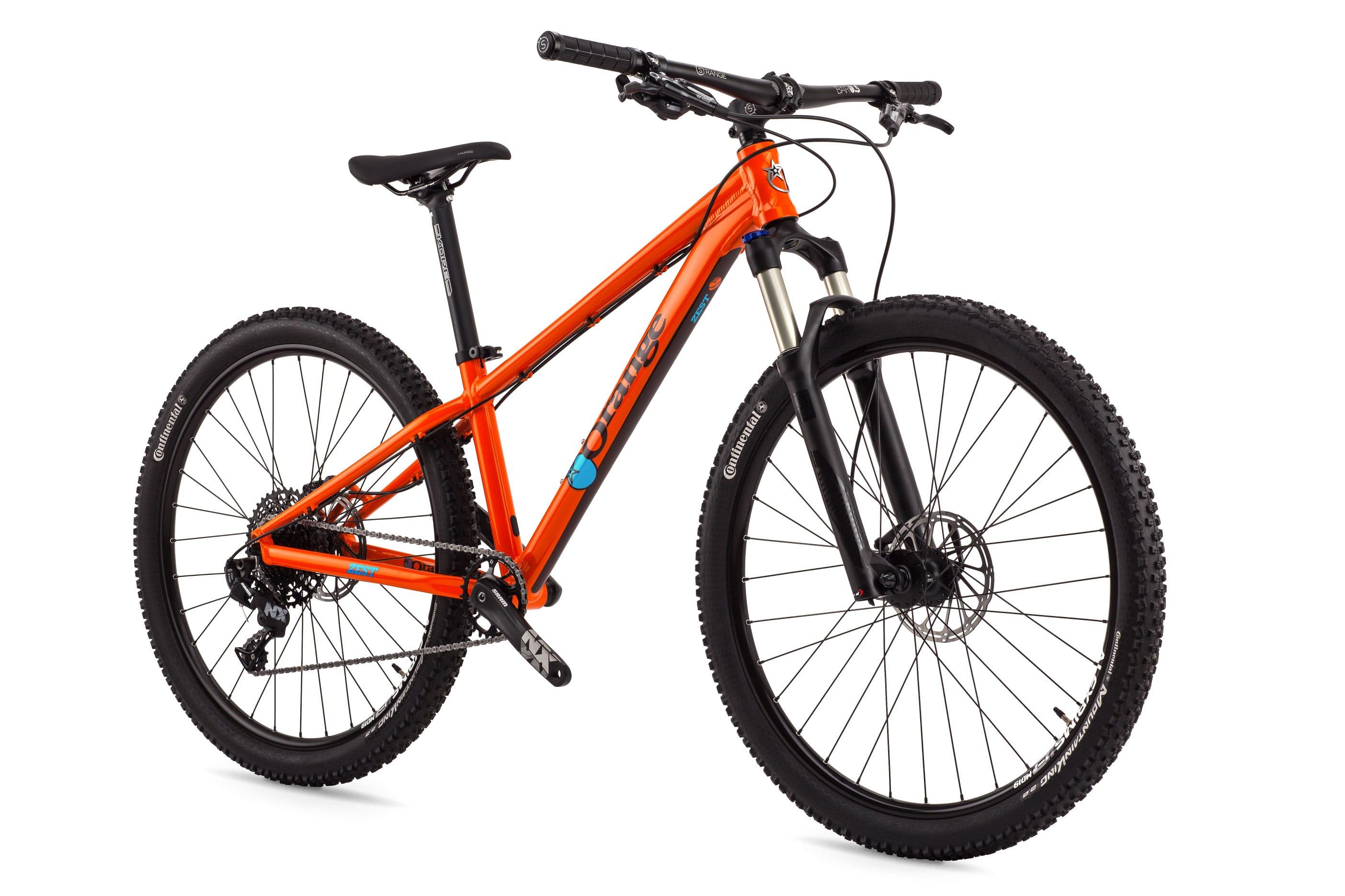 orange zest 26 hardtail mtb bike 2018 all terrain cycles. Black Bedroom Furniture Sets. Home Design Ideas