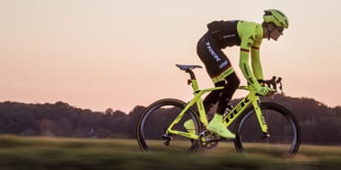 Clothing - Cycle clothing is becoming nearly as high-tech as the bikes themselves. While there are no complex wheels or gears, cycle clothing uses fabric technology, designed to enhance performance with breathable, waterproof, aerodynamic and ergonomically-shaped clothing.